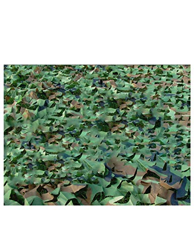 LHL Selva Camuflaje Net Parque temático Mejoras para el hogar Decoración Exposición Militar Paisajismo Fotografía, Observación de Aves, Sombrilla, Sigilo (Color : 10M×10M)