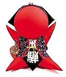 さるぼぼ(特小)15cm (赤)/お守り 縁結び・子宝祈願・安産祈願・勝負運・勉強運・仕事運//