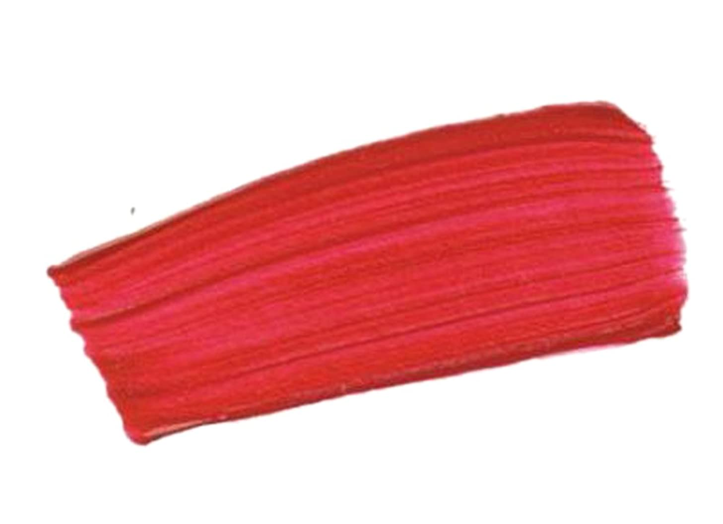 4 Oz Fluid Acrylic Color Paint Color: Quinacridone Red