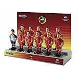 Figuras de equipo para futbolín Minigols - 5RFE-2014-2