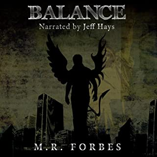 Balance audiobook cover art