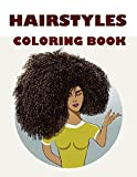 HAIRSTYLES Coloring Book: Coloring Book For Teenage Girls: Fashion Faces: Gorgeous Hair Style, Cool, Cute Designs, Coloring Book For Girls, Kids, Teen ... Tweens, Teenagers, Girls of All Ages & Adults