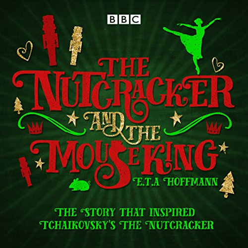 The Nutcracker and the Mouse King cover art