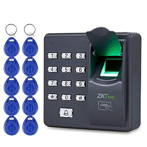 OBO HANDS Biometric Fingerprint RFID Tastatur für Zutrittskontrollsystem +10 Keycards