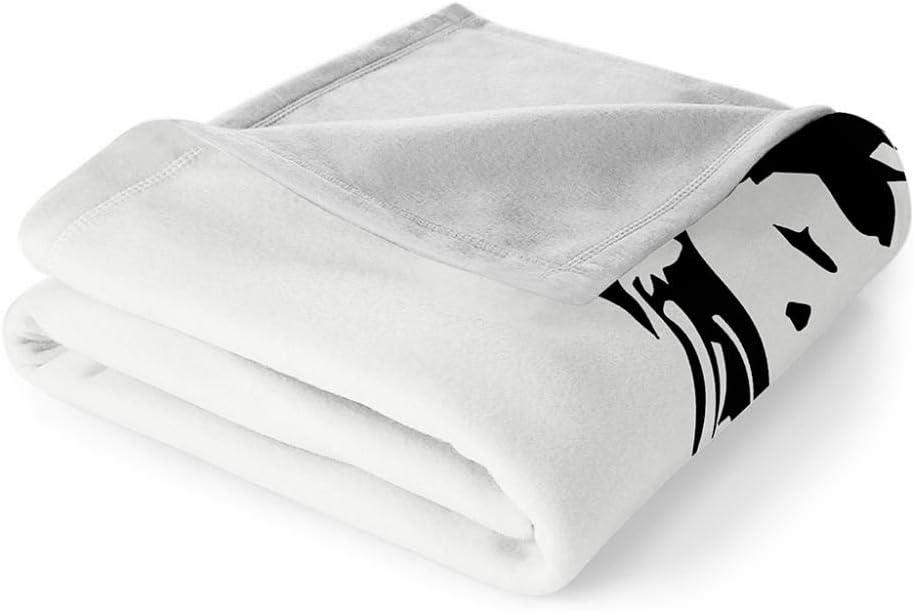 GGYDKA Couverture pour Enfants Cheval Animal 100% Polyester avec Polaire Moelleuse, Confortable Et Chaud 3D Impression Numérique Couverture 180Cmx240Cm 180cmx240cm
