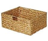 KMH®, Große Korb-Box Hidalgo aus geflochtener Wasserhyazinthe (#204036)