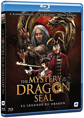 Mystery of The Dragon Seal [Blu-Ray]