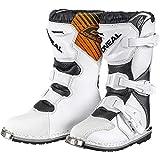 [Oneal] ホワイト2018Rider Kids MX Boot 4.5 ホワイト 0324R-2