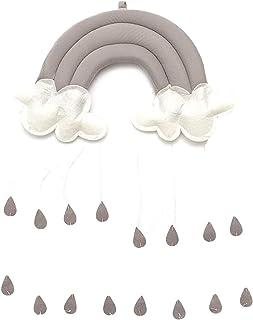 BigBig Style Enfants Nuage Gouttes de pluie Suspendues Décoration Chambre d'Enfants Tente Accessoires Photo Accessoires