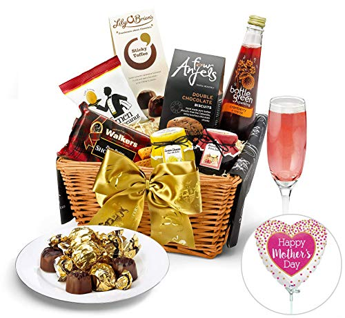Mother's Day Windermere Hamper with Alcohol-Free Pressé