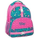 Personalized Trendsetter Backpack (Mermaid)