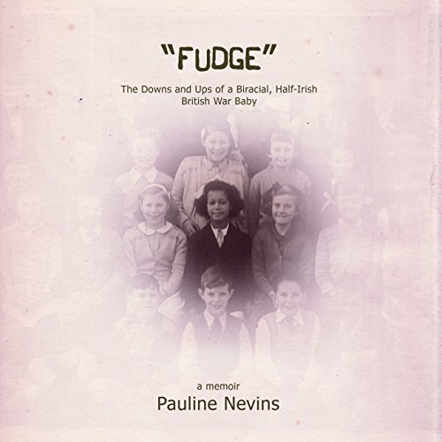 """Fudge"" audiobook cover art"