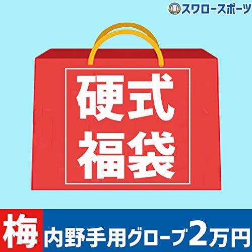 【梅】4〜5.5万円相当!スワロースポーツ 福袋 硬式 内野手用 内野手 グラブ グローブ FUKU-SW 11 -