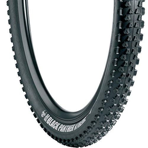 Vredestein Black Panther, Pneumatici da bicicletta. Unisex-Adulto, Nero, 55-622/29x2.20