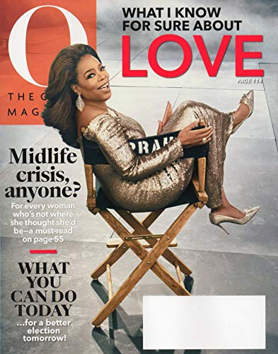 2020 THE OPRAH BRAND NEW UNREAD MAGAZINE IN ORIGINAL UNOPENED PLASTIC WRAPPER Dressed To Express: Seven Women Share Joy Through Their Signature Styles QUEER EYE'S JONATHAN VAN NESS Gayle King World
