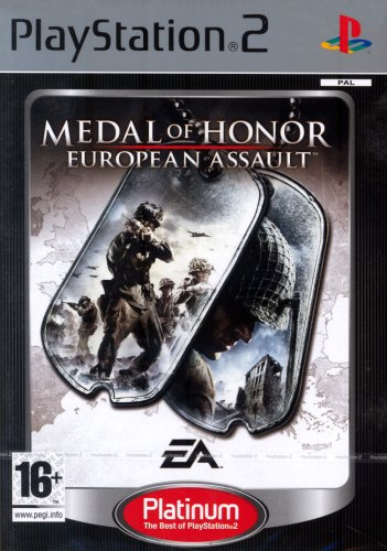 Medal of Honor - European Assault [Platinum]