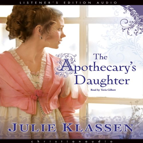 Apothecary's Daughter audiobook cover art