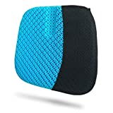 HJHY Large Air Cushions for Pressure Relief,Gel Seat Cushion, Back Pain Relief Gel