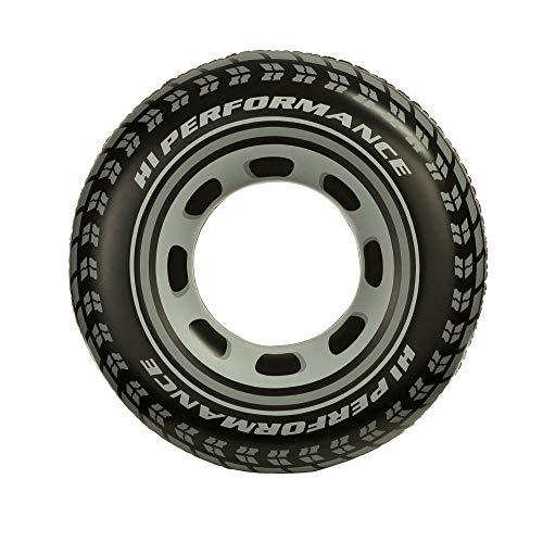"Intex Tire Tube Swim Ring, 36"" (Pack of 2)"