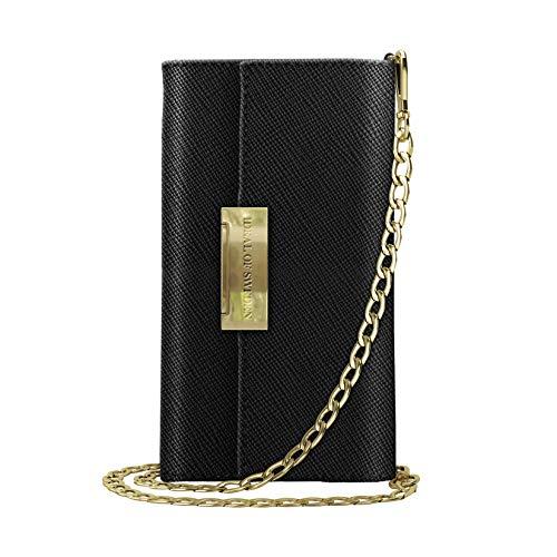 IDEAL OF SWEDEN Kensington Clutch für iPhone XS Max (Black/Schwarz)