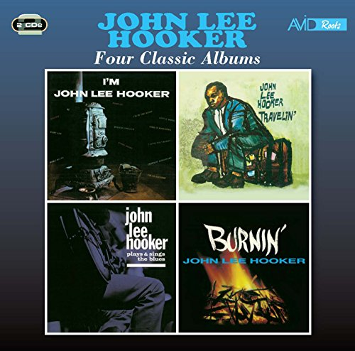 I\'m John Lee Hooker/Travelin\'/ [Import]