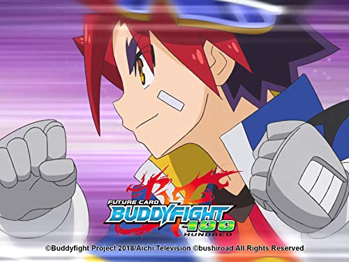 Future Card BuddyFight - 100 (Hundred)