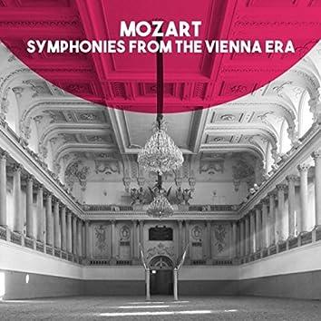 Mozart: Symphonies from the Vienna Era