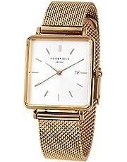 [ローズフィールド] 腕時計 QWSR-Q01 レディース 並行輸入品 ピンクゴールド