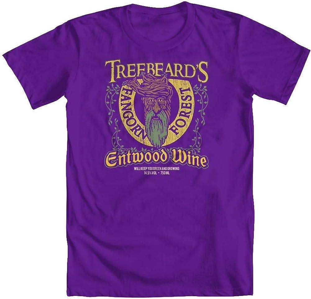 GEEK TEEZ Treebeards Entwood Wine Youth Girls T-Shirt
