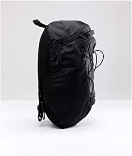 Sports Backpack Custom Backpack Multi-Functional Casual Fashion, Large-Capacity Travel Shopping Bag (Color : Black, Size : 18 Inches)