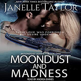 Moondust and Madness cover art