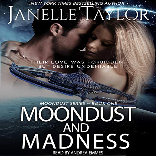 Moondust and Madness audiobook cover art