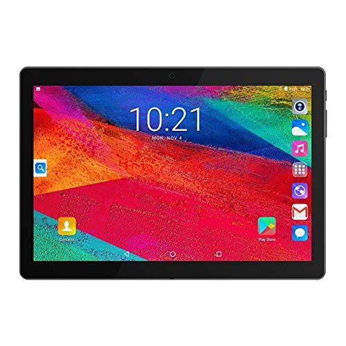 10.1 Inch Google Android Tablet,PADGENE M8 Android 8.1 Phablet Tablet Quad Core Pad with Dual Camera, 1GB Ram+16GB Disk, Wifi, Bluetooth, 1280x800 HD IPS screen, Google Play