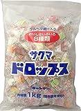 Sakuma Confectionery Bag Drops 1kg