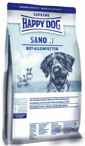 Happy Dog Hundefutter Sano-Croq N 1 Kg Unterstützung Nieren-/Leber-/Herzerkrankungen