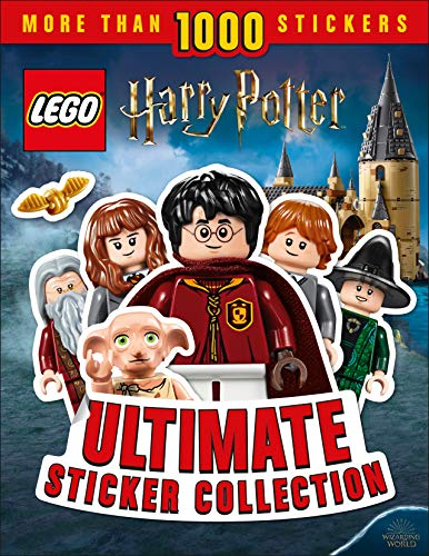 Pegatina Harry Potter marca DK Publishing (Dorling Kindersley)
