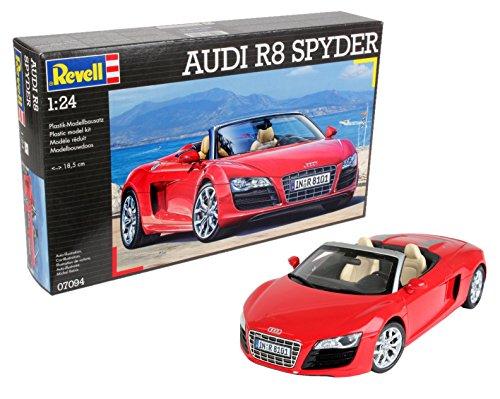 Revell - 7094 - Maquette - Audi R8 Spyder