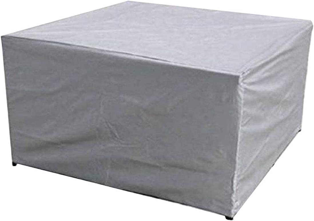 ZHCHL Garden Furniture Cover Square 91X91X12in Shape Patio Fort Worth Mall Furn Under blast sales