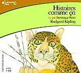 Histoires comme ça - Gallimard Jeunesse - 01/06/2010