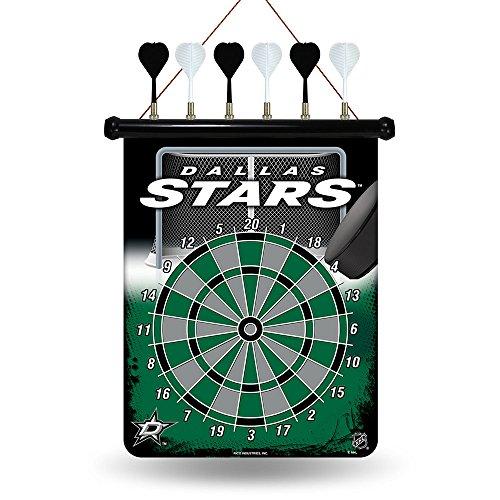 NHL Dallas Stars Magnetic Dart Board