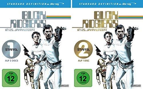 Staffel 1+2 [SD on Blu-ray]