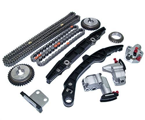 Timing Chain Kit Replacement for Nissan 370Z Infiniti Q50 Q60 QX50 QX70 G37 M37 3.7 VQ37VHR 2008-14