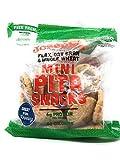 Josephs Bread, Bread Pita Wheat Bite Size, 6.5 Ounce