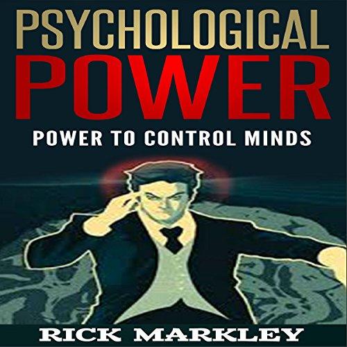 Psychological Power audiobook cover art