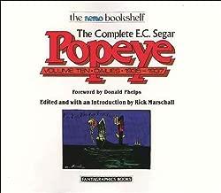 Complete E.C. Segar Popeye: 10