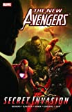 New Avengers Volume 8: Secret Invasion Book 1 TPB: Secret Invasion v. 8, Bk. 1