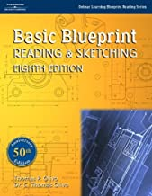 Basic Blueprint Reading and Sketching (Delmar Learning Blueprint Reading) by Thomas P. Olivo (2004-08-25)