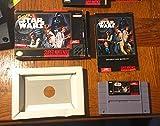 Super Star Wars Trilogy 3 Game Bundle (Super Star Wars, The Empire Strikes Back, and The Return of the Jedi) for Super Nintendo