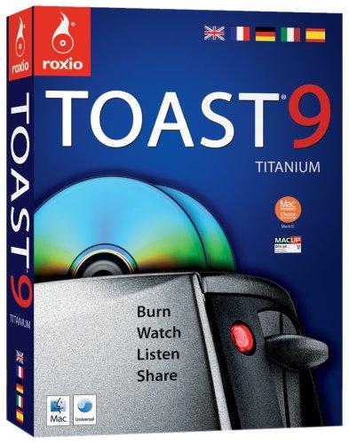 Roxio Toast 9 Titanium (Mac)