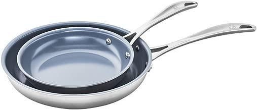 zwilling titanium ceramic nonstick fry pan